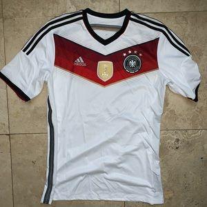 adidas Germany World Cup Champion Jersey